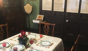 Christmas at the Panacea Museum